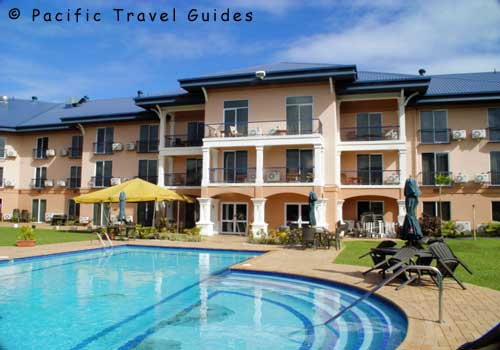 Samoa Resort Pictures Hotels In Apia And Islands