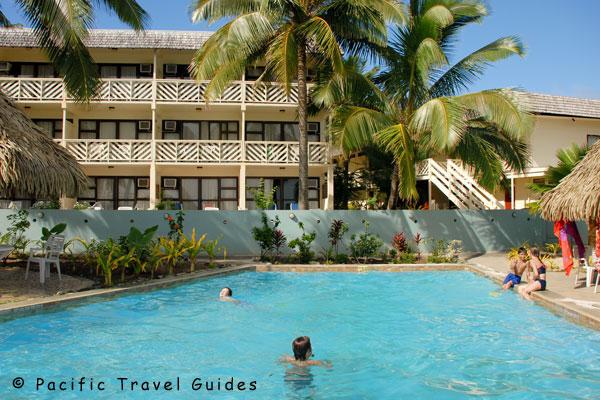 Pictures Of Edgewater Resort Cook Islands
