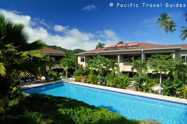 Manea Beach Villas Raro