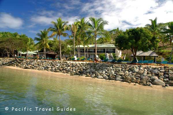 Pictures Of Anchorage Beach Resort Fiji Islands
