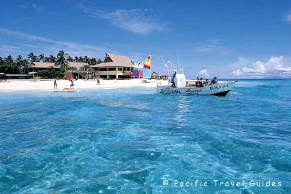 Pictures Of Beachcomber Island Resort Fiji Islands