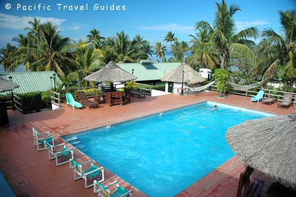 Pictures of Crow's Nest Motel Fiji Islands