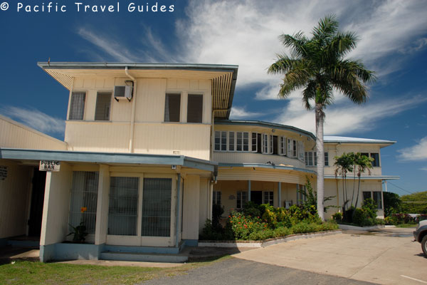 Pictures Of Tavua Hotel Fiji Islands