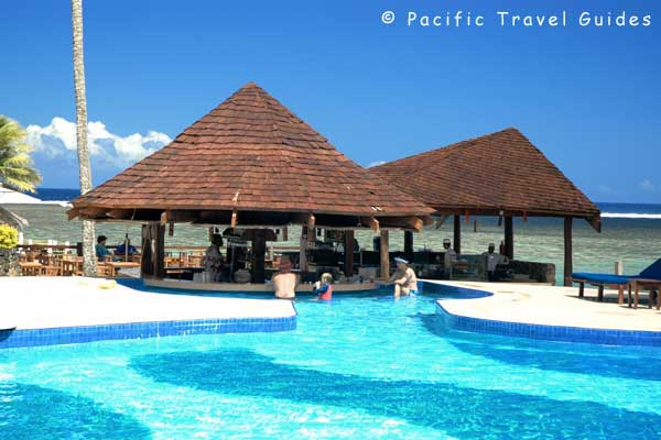 Pictures of warwick resort fiji islands