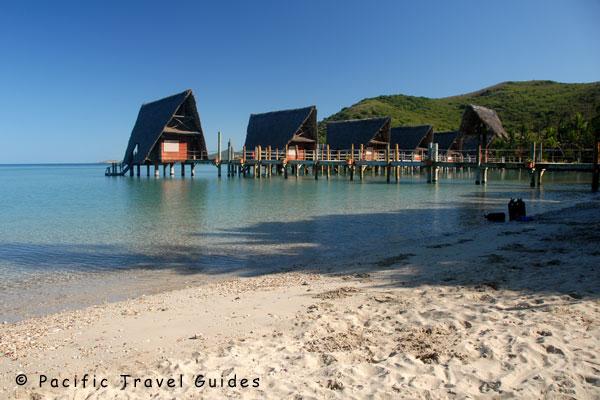 Pictures of Kuendu Beach Resort New Caledonia