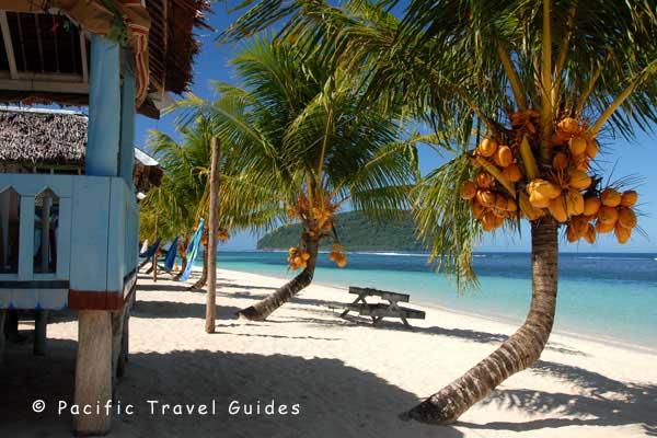 Pictures Of Litia Sini Beach Resort Western Samoa