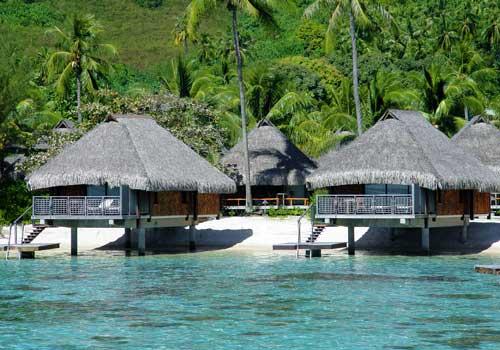 Pictures Of Hilton Resort Moorea Tahiti Islands