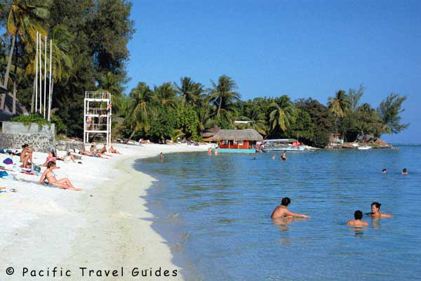 Pictures Of Hotel Matira Beach French Polynesia