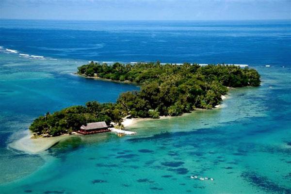 Pictures of erakor island resort Vanuatu