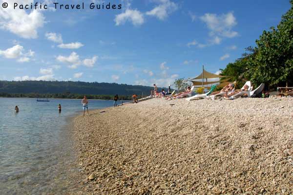 Pictures Of Hideaway Island Resort Vanuatu
