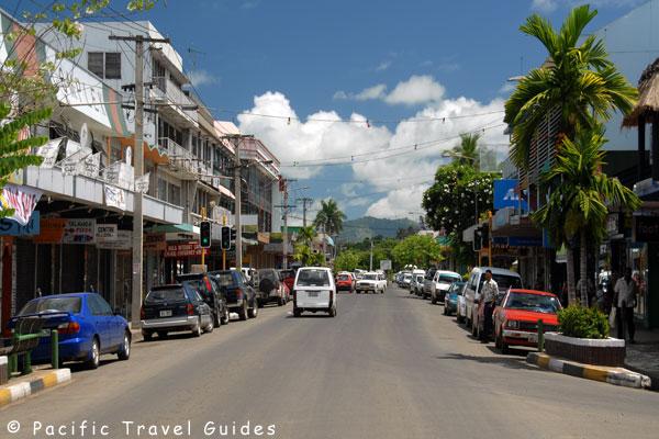 Fiji Nadi Travel Guide