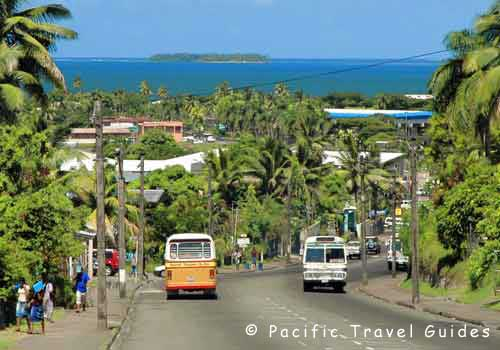 Pictures Of Suva City In Fiji Beautiful Holidays