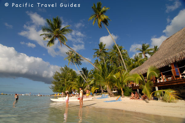 Pictures of moorea