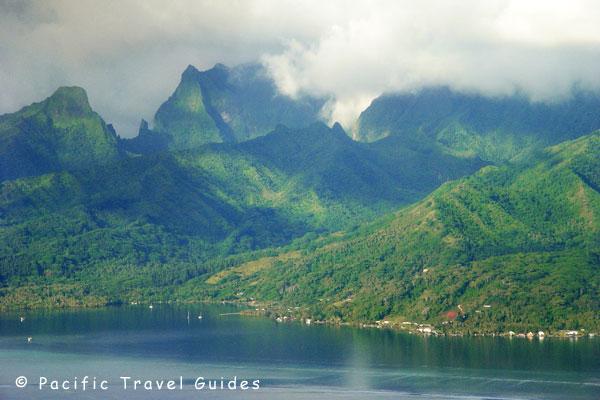pictures of raiatea and tahaa islands in tahiti