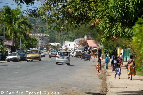 Luganville Vanuatu  City pictures : Pictures of Luganville Town on Espiritu Santo in Vanuatu