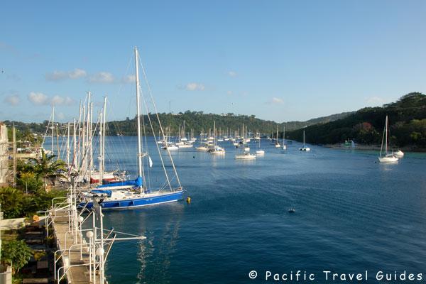 Pictures of Port Vila in Vanuatu - Beautiful Holidays